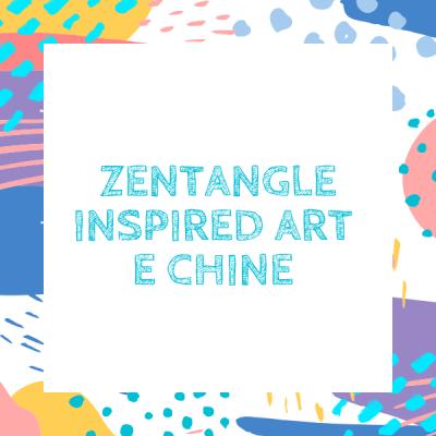 Corso Zentangle Inspired Art e chine