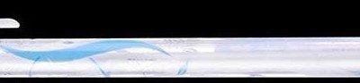 Penna gel bianca n. 08